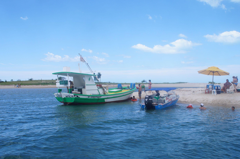Praia de Galinhos_Galinhos-RN_Brasil