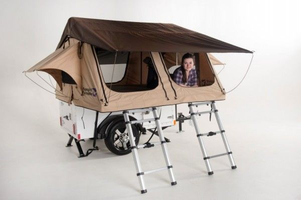 Journey XL Tent Trailer - Lightweight U.S.A built tent trailer. & Journey XL Tent Trailer - Lightweight U.S.A built tent trailer ...
