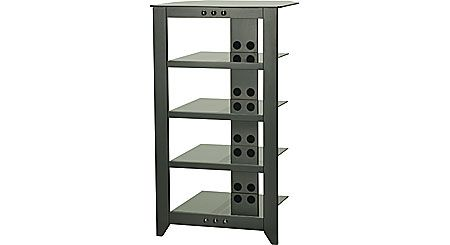 LINE # 1486  Sanus NFA245  5-shelf audio component rack
