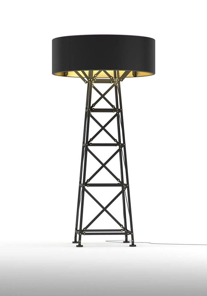 Construction lamps by Joost van Bleiswijk for Moooi