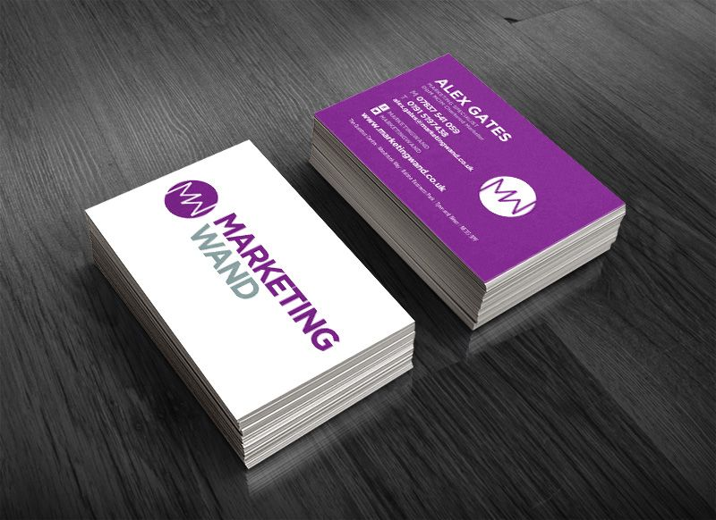 Business card design creative letterhead design printing a personal letterhead business card printing and design service reheart Images
