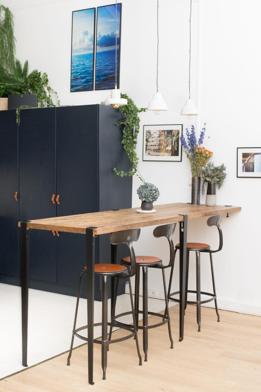 Les 9 Plus Beaux Bars Et Ilots Centraux De La Communaute Mobilier De Salon Decoration Maison Decoration Style Industriel Retro
