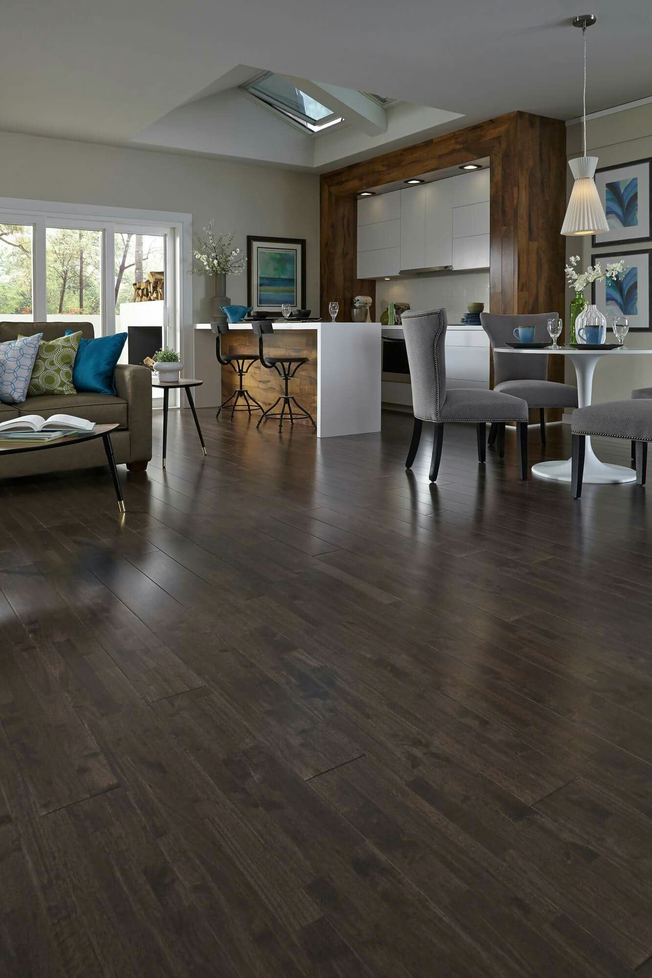 Idea by Kimmy Quarles on Decorating rooms Hardwood