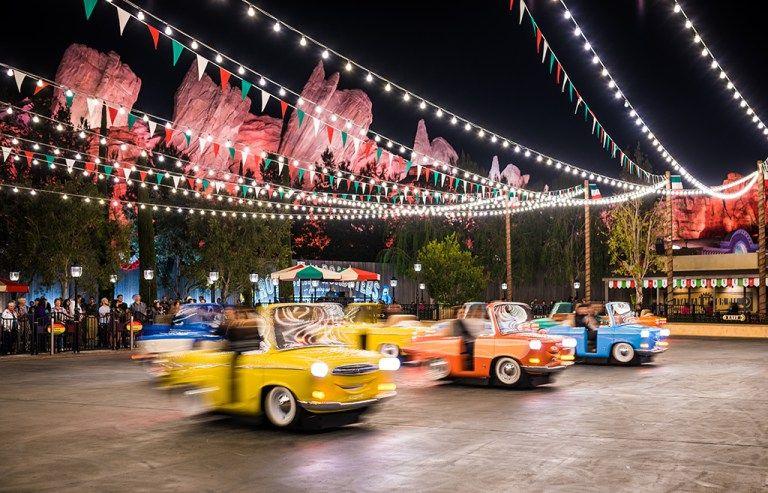 Best disney california adventure attractions ride guide
