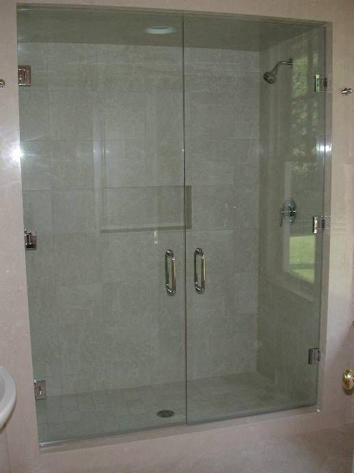 Double Glass Shower Door Shower Doors Shower Doors