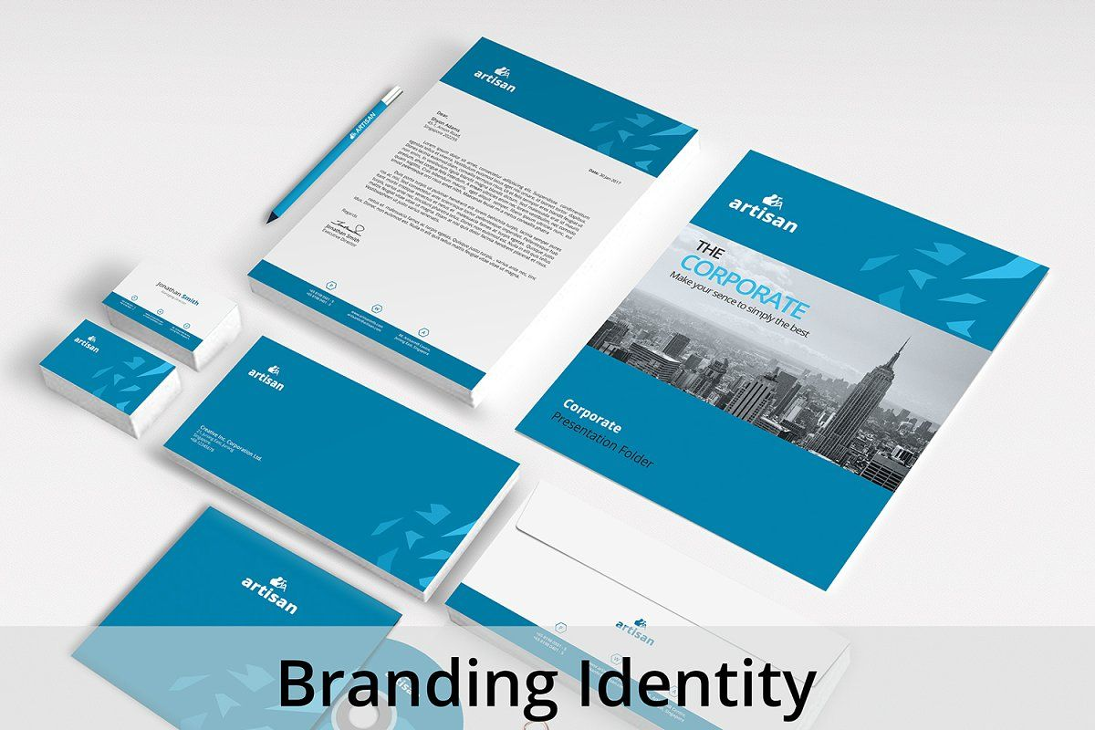 Corporate Identity , #spon, #attractive#stationary#clean#Corporate #affiliate