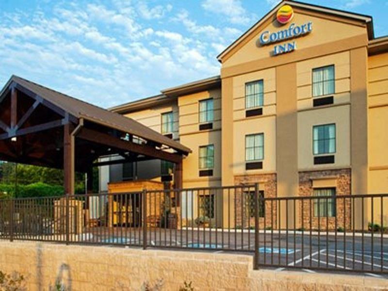Harriman Tn Comfort Inn United States North America