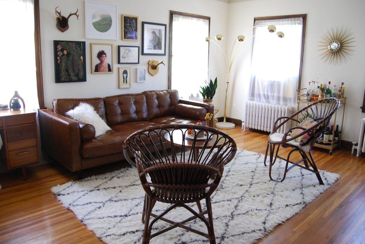 Julies northwoodsmeetsart deco apartment in minneapolis