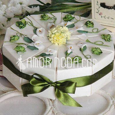 Photo of Hochzeitsbevorzugungen – $ 6.69 – Geschenkbox mit Frühlingsw…