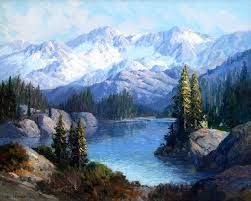 Image result for carl sammons paintings