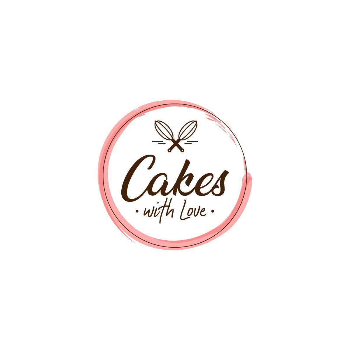 cake logo design ideas Schauen Sie sich dieses moderne, elegante Logo-Design für Kuchen