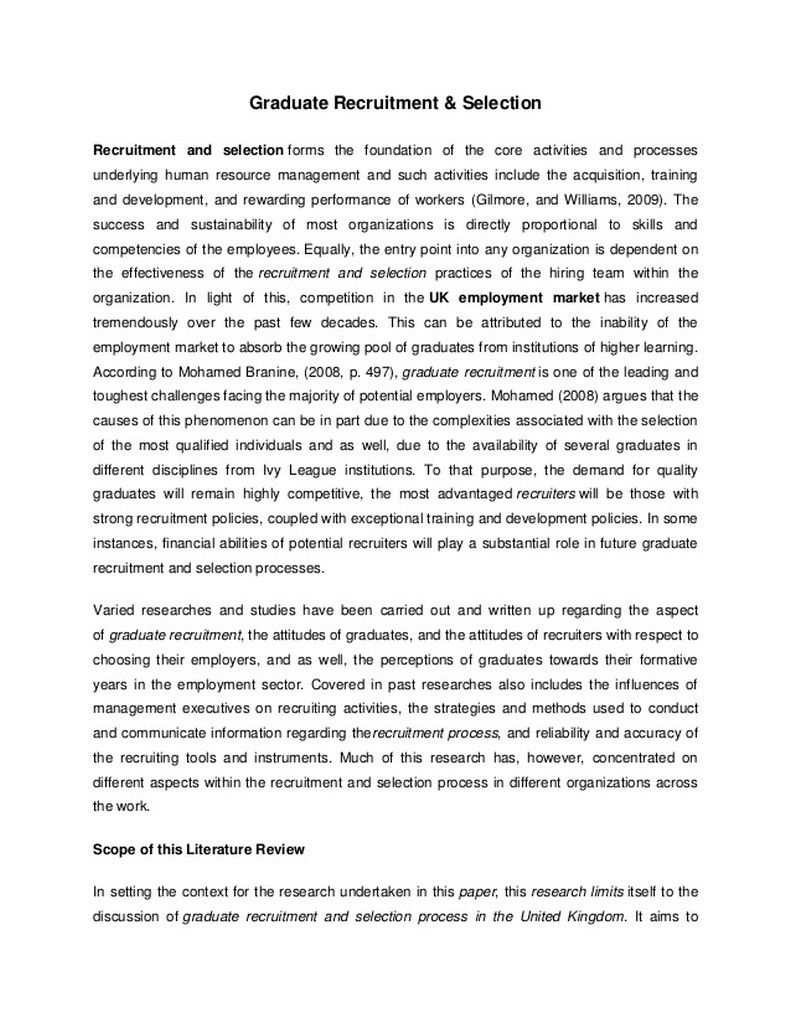 Application Letter for Fresh Graduate Examples 4 in 2020