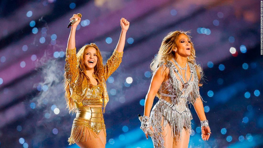 Jlo And Shakira S Super Bowl Message Shakira Super Bowl Jlo