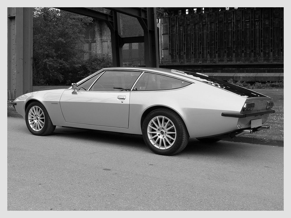 Bitter Diplomat CD. Almost at the top of my list of favorite car designs.