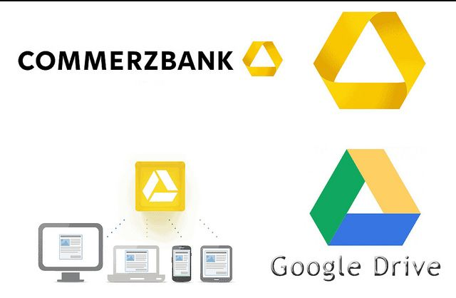 Google Drive Ahnelt Commerzbank Logo Google Drive Google Driving