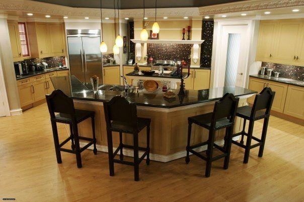 kitchen gabrielle solis pinterest plans maison d co maison et plans. Black Bedroom Furniture Sets. Home Design Ideas
