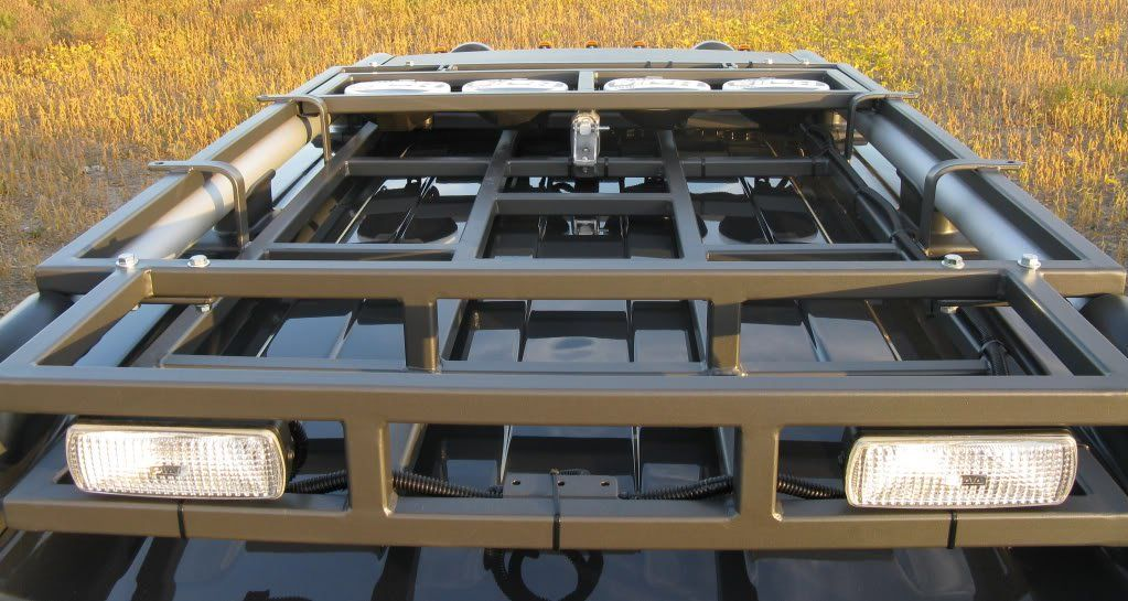 How To From The Battery To The Roof Lights And In Between Pbr Second Generation Nissan Xterra Forums 2005 Nissan Xterra Roof Light Roof Rack