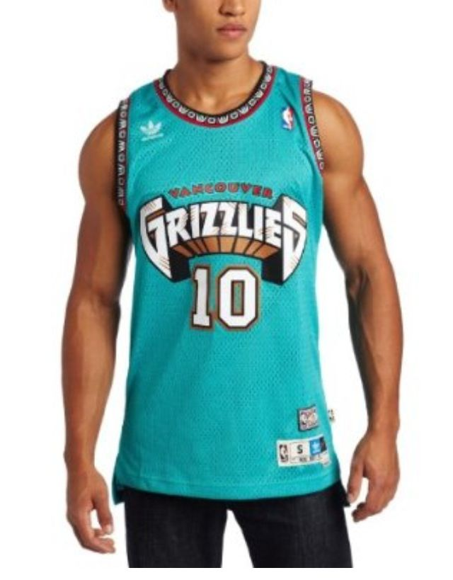 Grizzlies throwback jersey  ebe346ca49