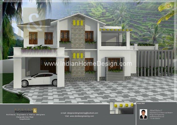 Indian Home Renovation How To Do Ideas   Kohima Architecture Design  Portfolio