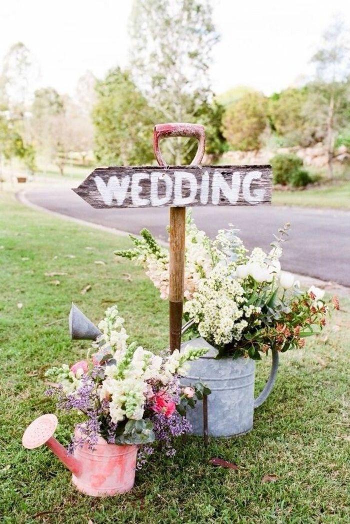 Les 100 meilleurs idées déco mariage à faire soi-même | Pinterest ...