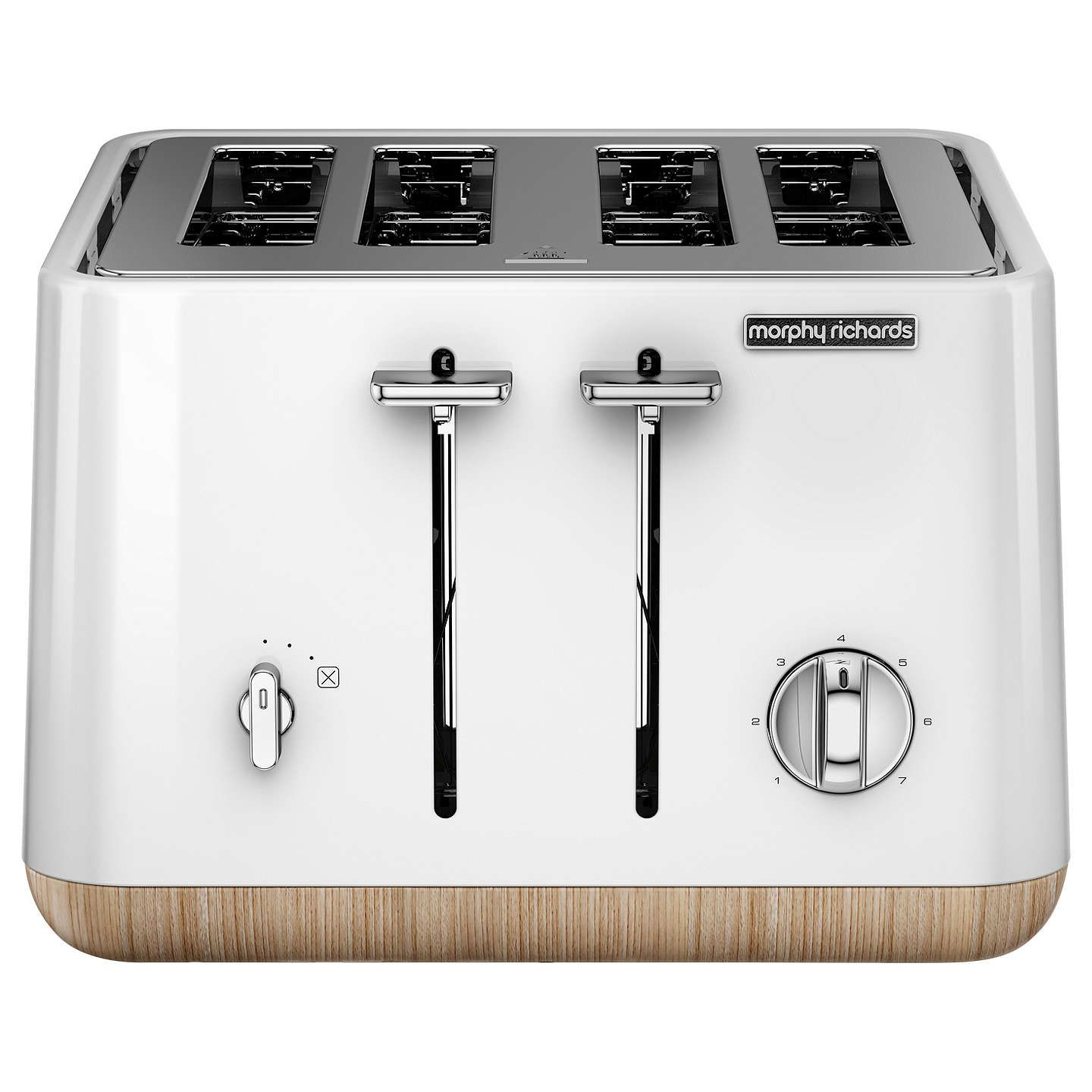 Best Morphy Richards Aspect 4 Slice Toaster White Toaster 400 x 300