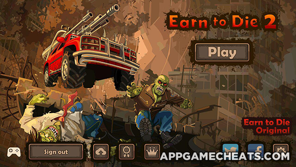 Earn to Die 2 Hack & Cheats for Cash & All Parts Unlock