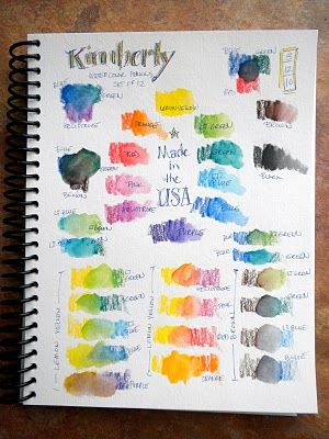 Watercolor Pencil Set By Artist S Loft In 2020 Watercolor