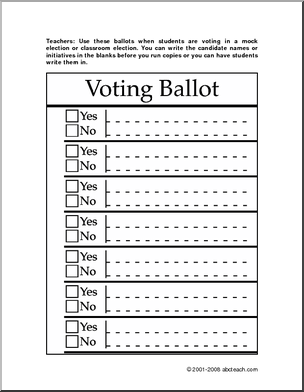 Election Day Theme Unit - Free Printable Worksheets, Games, and ...
