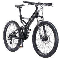 26 Mongoose Dolomite Men S Fat Tire Bike Black Com