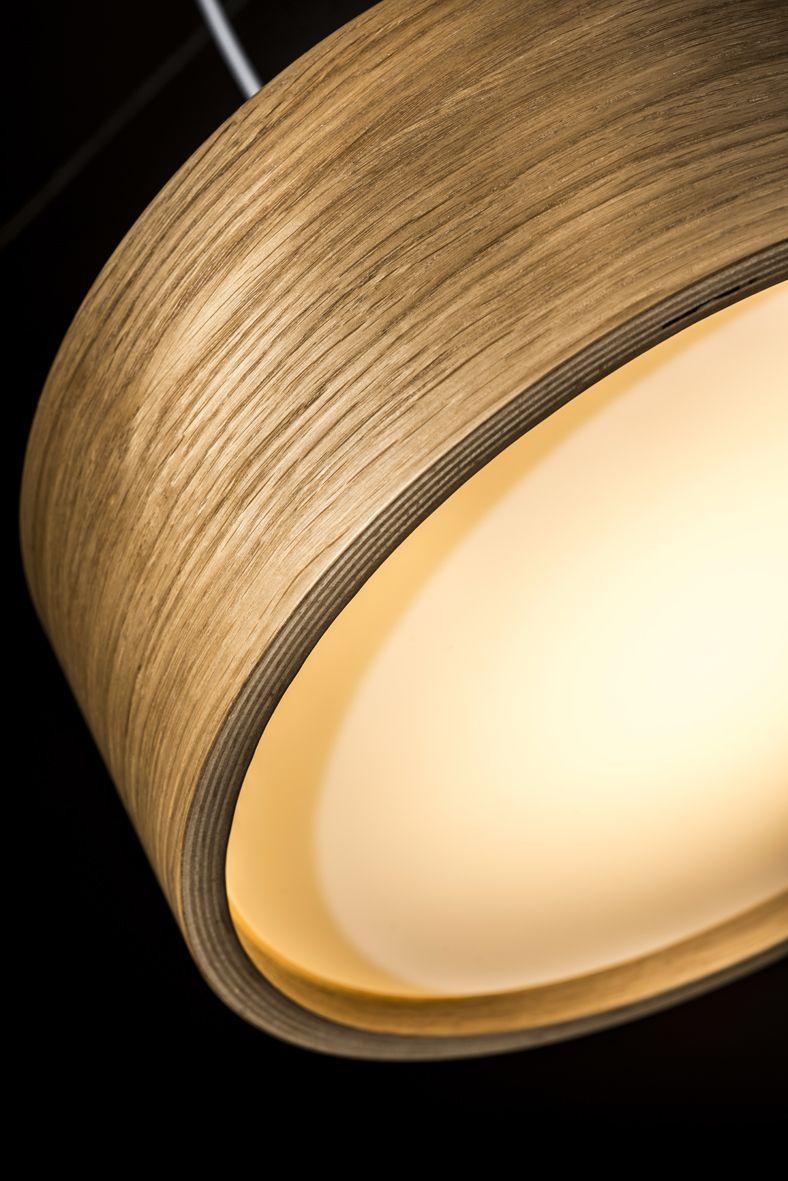 FABIAN Pendant [OAK] DALI/touch dimmable #dalsgaard #TAL #wood ...