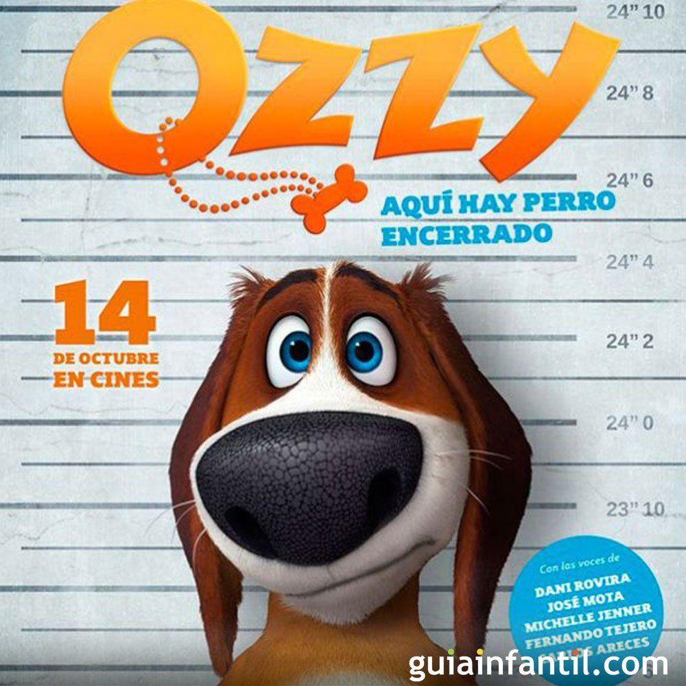 Ozzy Una Simpatica Pelicula De Aventuras Para Ninos Cine Para Ninos Peliculas De Animacion Peliculas En Cartelera
