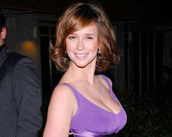 Think, that Jennifer love hewitt s tits
