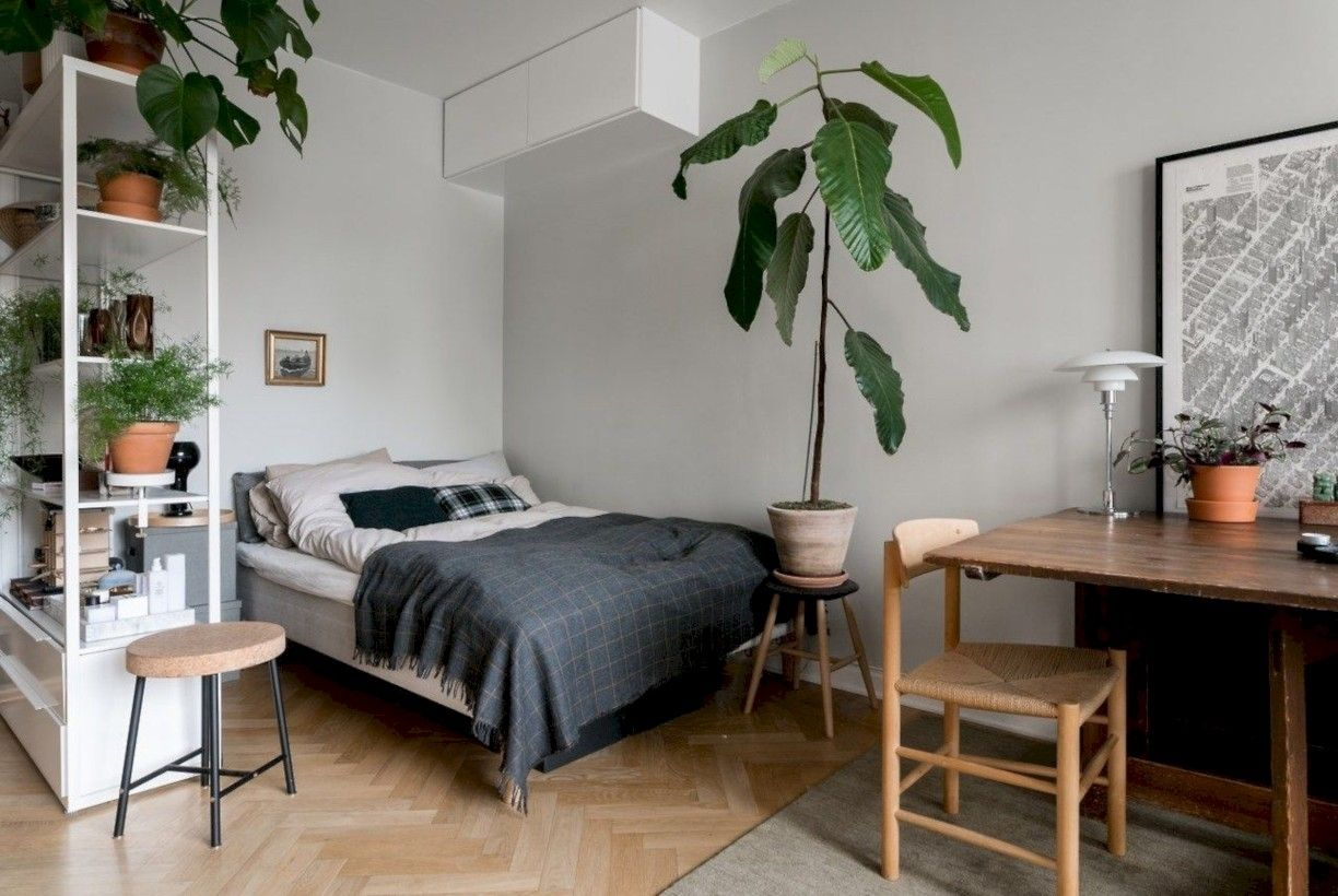 Small Apartment Bedrooms