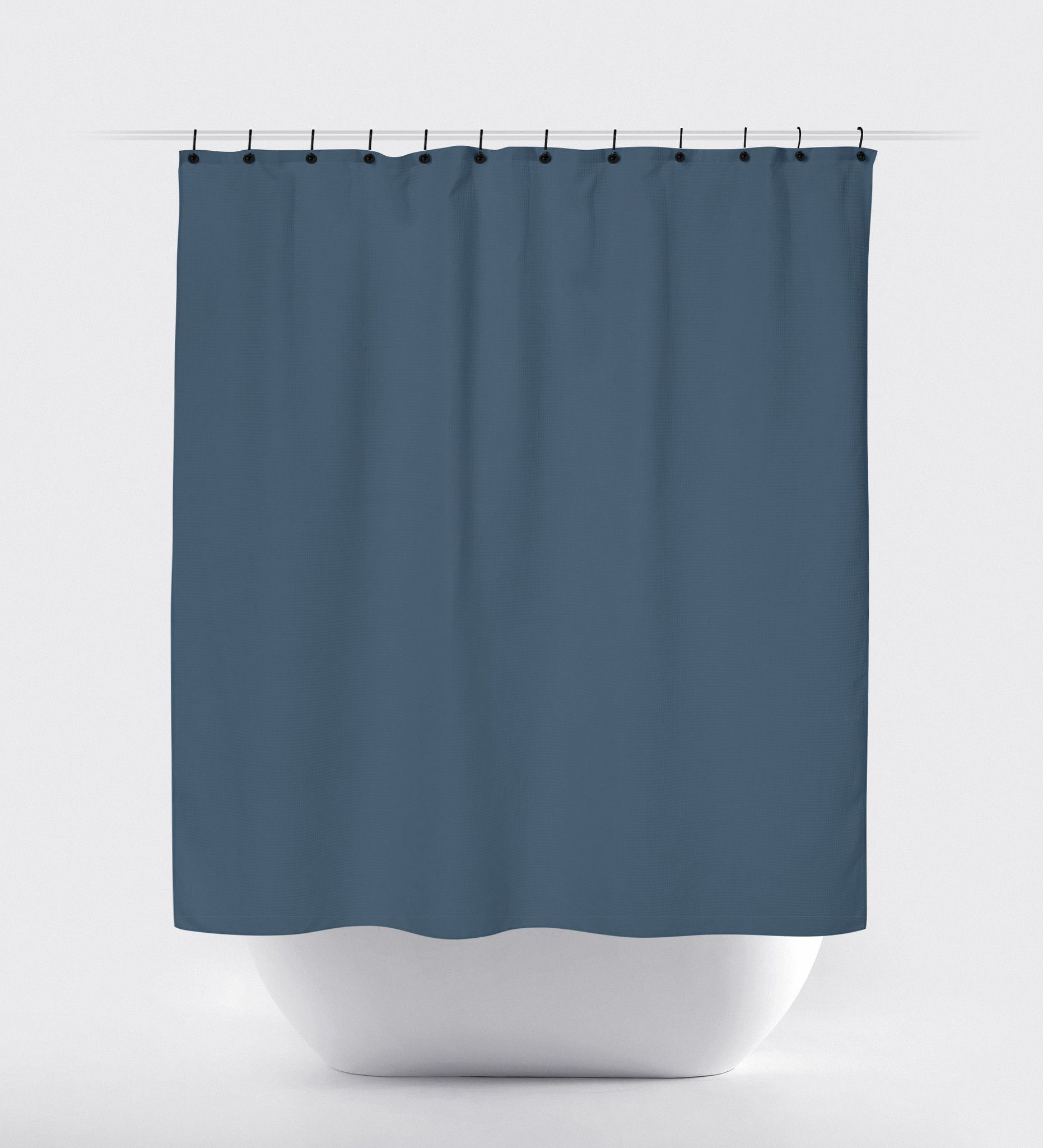 Blue Gray Shower Curtain | Gray shower curtains and Products