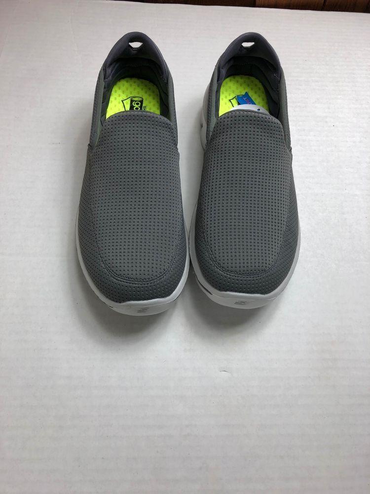 0ecf043a5d Skechers Performance sz 10W Men s UnFold Go Walk 3 Slip On Walking Shoe Grey  30  Skechers  WalkingShoes