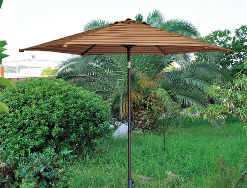 Backyard Creations Branson Umbrella At Menards Backyard Creations Backyard Outdoor Decor