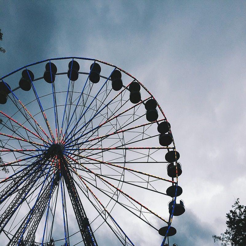 Lake Shawnee Amusement Park