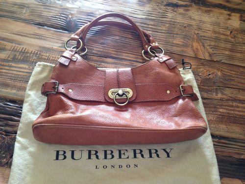 Burberry Bag On Ebay