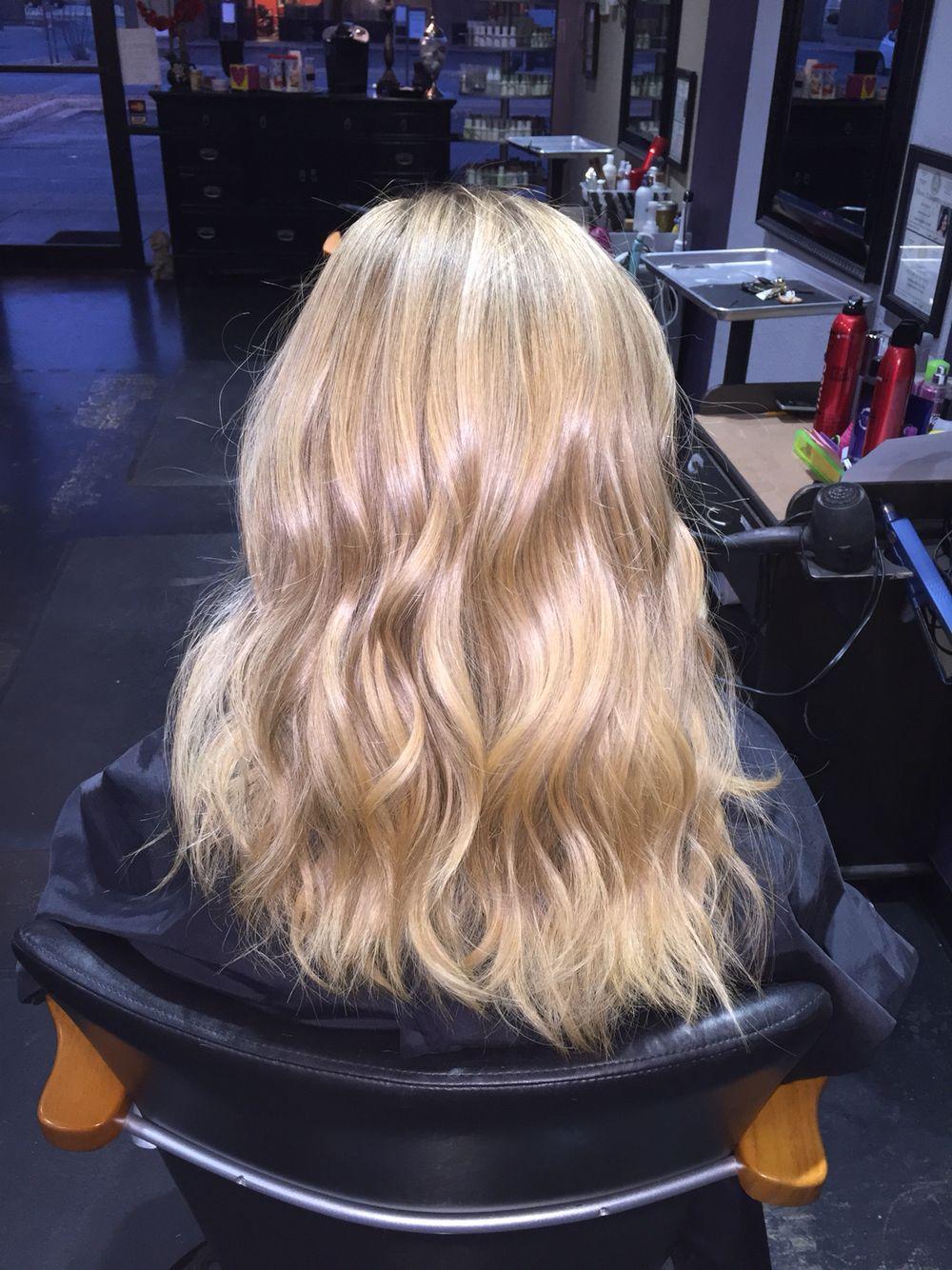 Platinum. Emily Wright Midland TX  Long hair styles, Hair styles