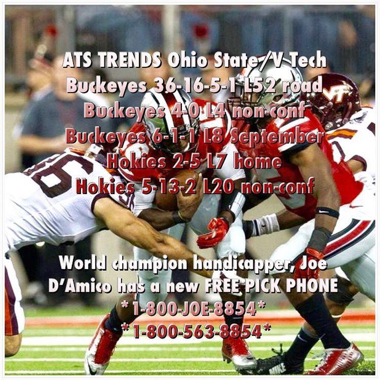 Joe D'Amico's FREE PICK PHONE 18005638854 has FREE