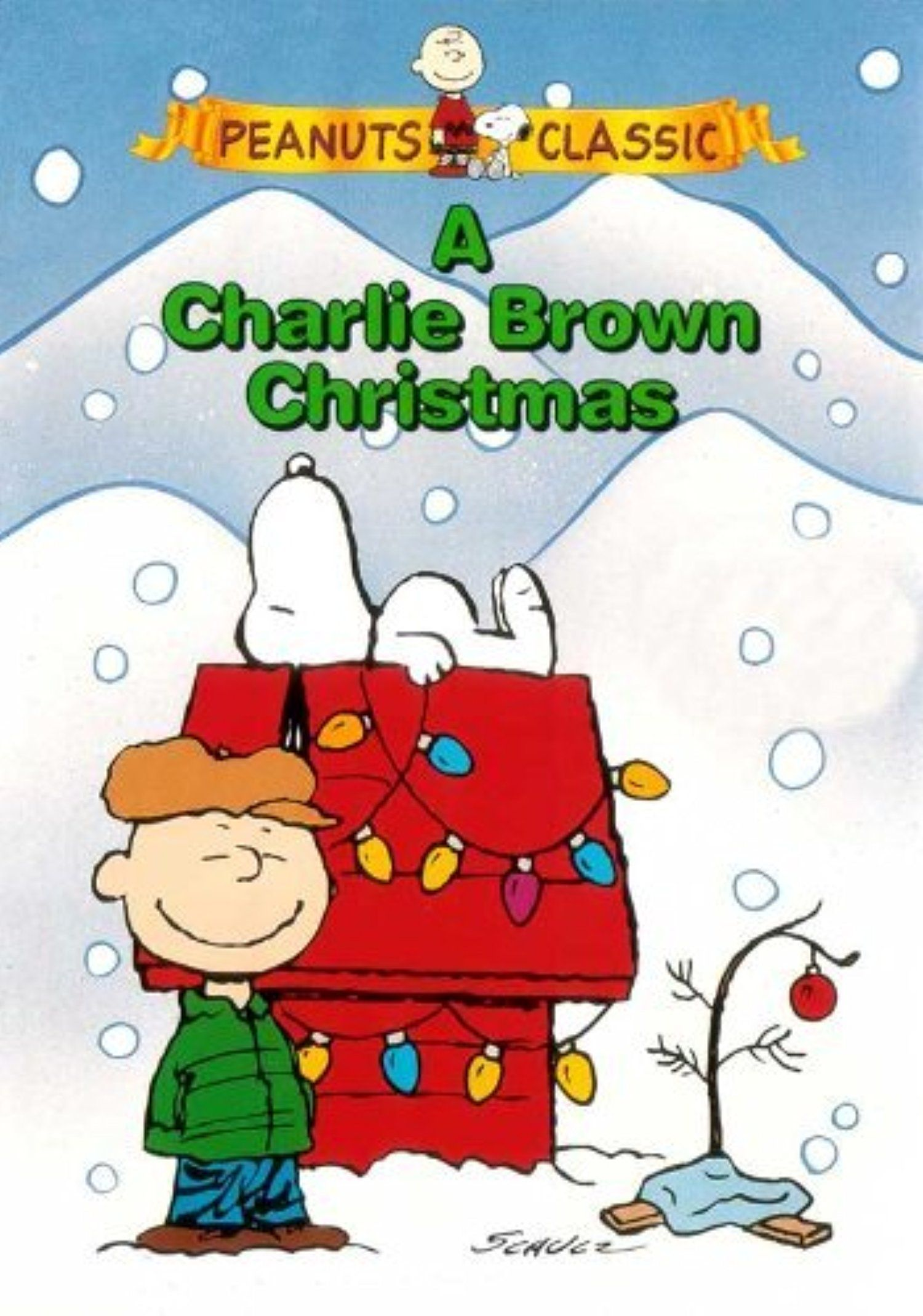 Decal Jewelry A Charlie Brown Christmas Poster -- Awesome products ...