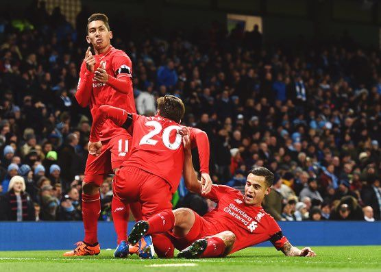FT 4-1 for LFC v Man. City, great victory and performance ...