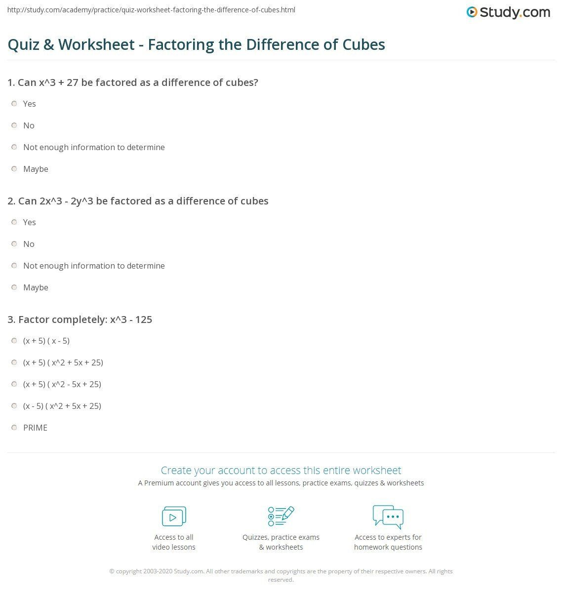 Factoring Trinomials By Grouping Worksheet 32 Factoring Pletely Worksheet With Answers Worksheet Factor Trinomials Worksheets Latin Root Words