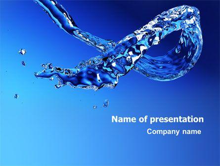 Httppptstarpowerpointtemplateblue Water Blue Water