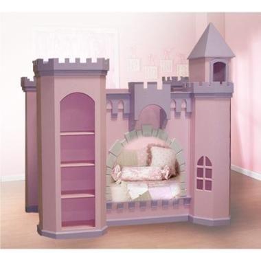 dormitorios infantiles camas casa castillos literas