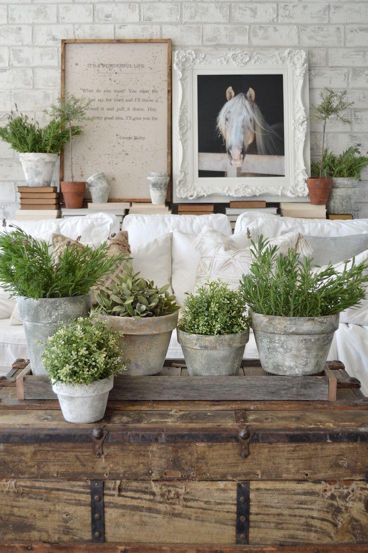 DIY Painted Pots images