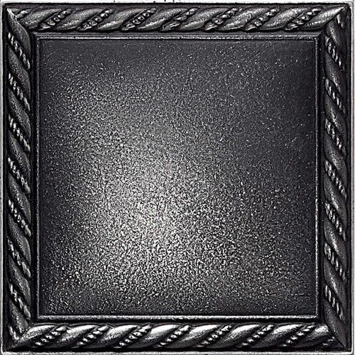 "Decorative Accent Tile Found It At Wayfair  Ion Metals 414"" X 414"" Decorative Rope"