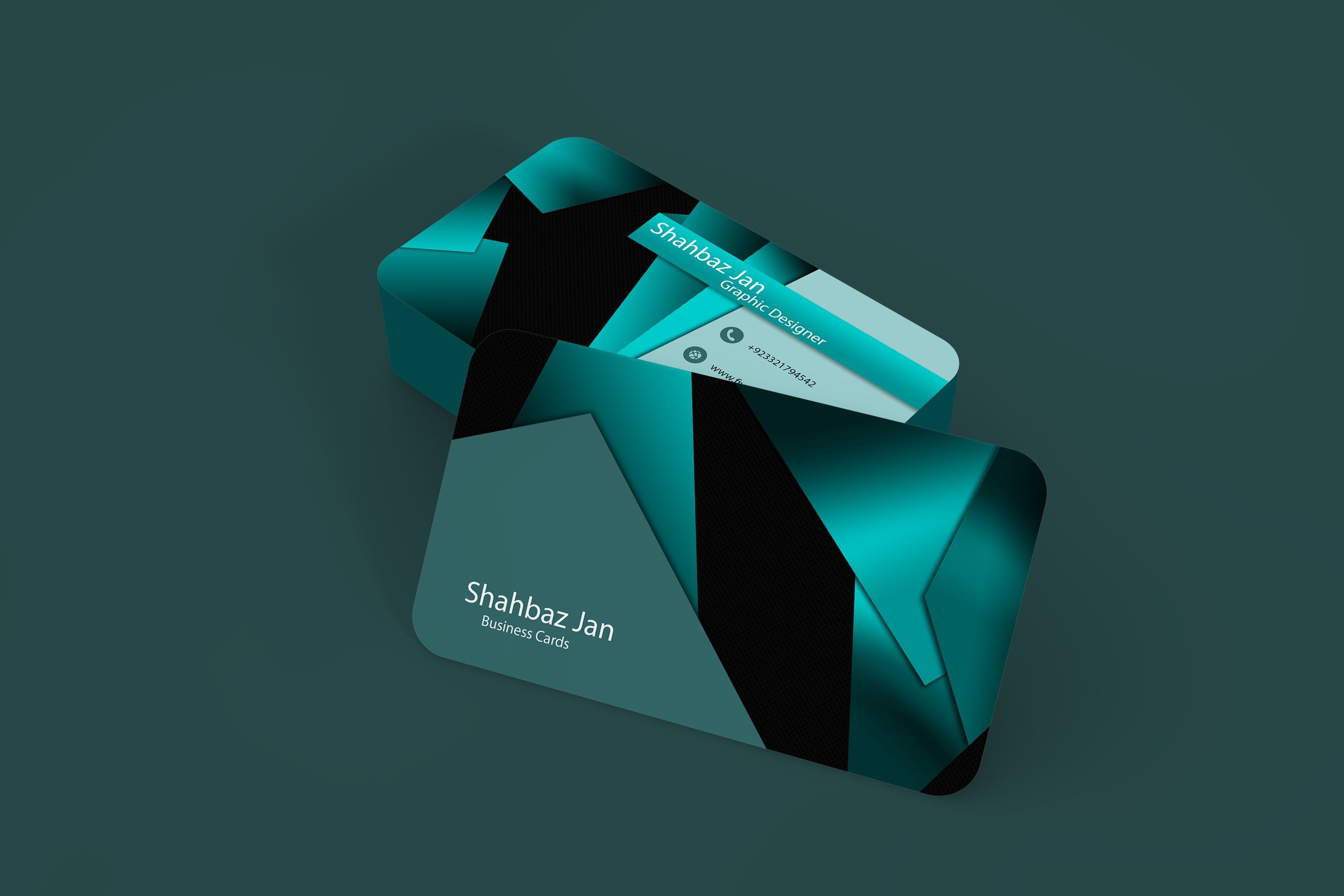 Business Cards 3d Animated Designs Animation Design Business Cards Cards
