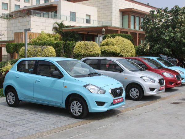 Indian Made Datsun Go Unveiled In South Africa Datsun South