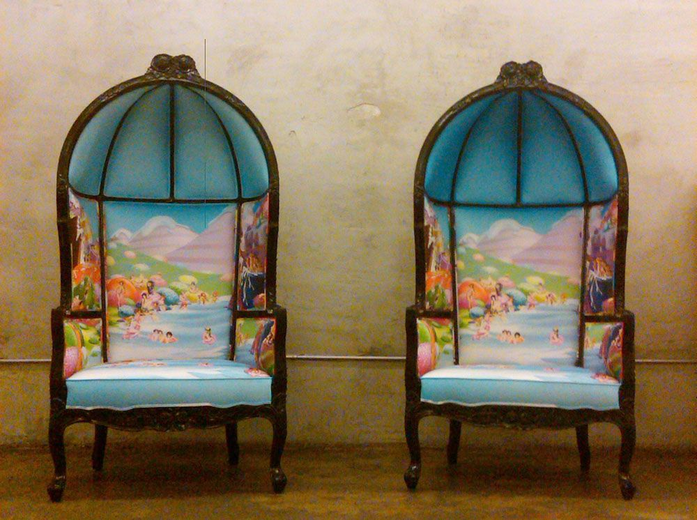 Porter Chairs: